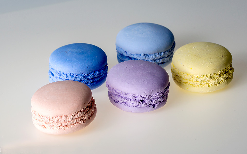 Macarons Original Antic Fabric