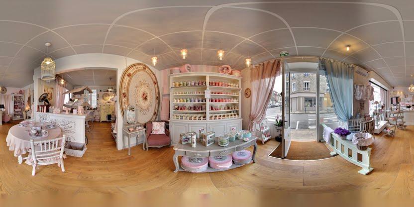 Visite virtuelle panoramique – Original Antic Fabric