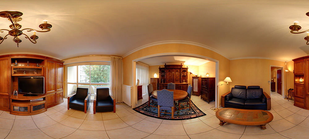 Panorama appartement